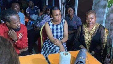 Photo of Deuil : Werrason et Sylvie Mpata remercient Olive Lembe pour sa visite et sa contribution