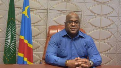 Photo of RDC-coronavirus : Félix Tshisekedi va s'adresser mardi à la population congolaise