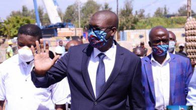 Photo of Haut-Katanga : Le Gouverneur Jacques Kyabula à Kasumbalesa au lendemain des violences entre UDPS et UNAFEC
