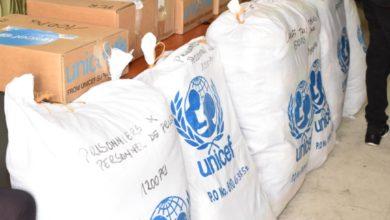 Photo of Nord-Kivu/Covid-19 : L'UNICEF offre 79.000 masques à la province pour lutter contre la pandémie
