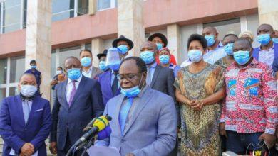 Photo of RDC-Ass Nat : Arrestation de Jean-Jacques Mamba : La conférence des présidents exige sa libération et l'arrêt des poursuites judiciaires