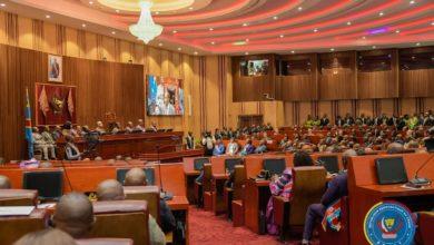Photo of RDC/COVID-19 : La troisième prorogation de l'État d'urgence au menu des plénières de ce vendredi au Parlement