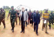 Photo of Ituri : Jean Bamanisa s'est rendu à Mahagi pour s'enquérir de la situation sécuritaire