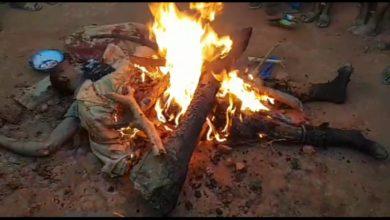 Photo of Haut-Katanga/Insécurité : Un policier accusé de vol brûlé vif à Lubumbashi