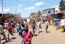 Photo of Bukavu : Une marche improvisée des enfants pour réclamer l'eau potable et l'électricité