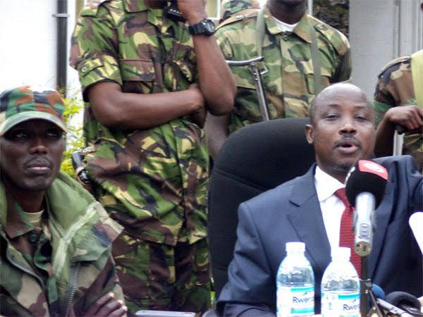 Photo of RDC : Jean-Marie Runiga plaide pour le rapatriement des ex-combattants M23 réfugiés au Rwanda et ailleurs