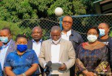 Photo of RDC-CENI : Le caucus des élus nationaux du Kongo Central réaffirme son soutien indéfectible à Ronsard Malonda