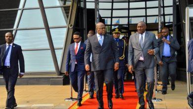 Photo of RDC : Retour à Kinshasa du président Félix Tshisekedi après un court séjour privé en Belgique