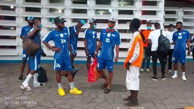 Photo of RDC-Sports : Linafoot 26è édition : Le FC Blessing/Lualaba déjà à Goma pour jouer Dauphin Noir ce jeudi au stade de l'Unité