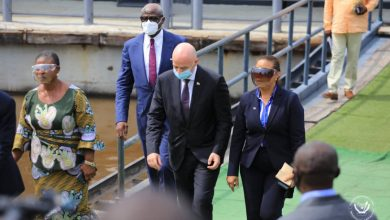 Photo of RDC-Sport : Le Président de la FIFA, Gianni Infantino, est arrivé à Kinshasa ce samedi