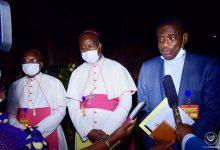 Photo of RDC : Les évêques de l'Afrique centrale ont présenté un rapport humanitaire au Président de la République