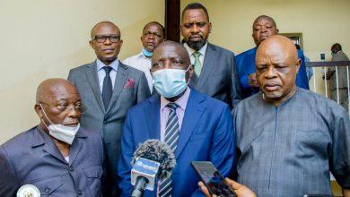 Photo of RDC-Ass Nat : Les députés nationaux élus du Kwango alertent Christophe Mboso sur une maladie inconnue qui frappe leur province