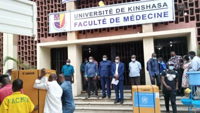 Photo of COVID-19 : l'OMS vole au secours de la Faculté de Médecine de l'Université de Kinshasa