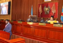 Photo of RDC-Senat : début de l'audition des messages des candidats à l'élection du nouveau Bureau définitif