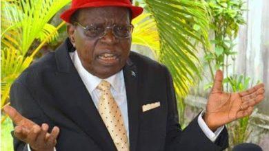 """Photo of """"La disparition de l'ancien Premier ministre Singa Udjuu est une grande perte pour la RDC"""" [Gentiny Ngobila]"""