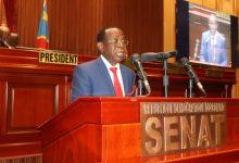 Photo of RDC-Sénat : Modeste Bahati Lukwebo remplace Alexis Thambwe-Mwamba au perchoir
