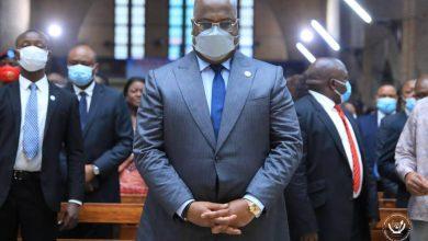 Photo of RDC : Le Président Tshisekedi a rendu hommage à l'ambassadeur Italien, Luca Attanasio, tué le mois dernier au Nord-Kivu