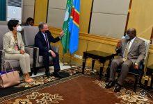 Photo of RDC : Le Directeur exécutif du PAM, David Beasley, reçu ce jeudi par le Président Félix Tshisekedi