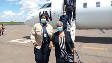 Photo of RDC : La patronne de la MONUSCO Bintou Keita en séjour de travail dans le Haut-Katanga