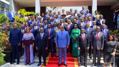 Photo of RDC : Le nouveau gouvernement a tenu sa première réunion du conseil des ministres
