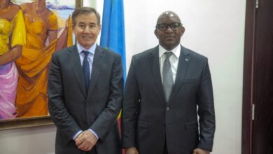 Photo of Primature : Le Premier Ministre Sama Lukonde a échangé avec le CEO de Glencore Group sur l'évolution des opérations de leurs entreprises en RDC