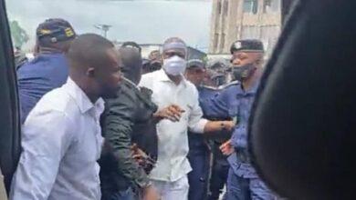 Photo of Répression de la marche du 24 avril : Lamuka porte plainte contre Gentiny Ngobila et Sylvano Kasongo