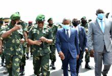 Photo of RDC : Arrivée à Goma du Lieutenant-général Ndima Constant, gouverneur militaire du Nord-Kivu sous l'état de siège
