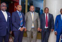 Photo of Opportunités d'investissement en RDC : Aimé Boji Sangara échange avec une délégation de l'entreprise Sud-africaine Guma Group