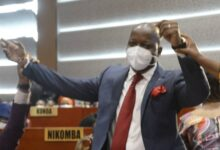 Photo of RDC : Eddy Mundela élu premier vice-président du Sénat