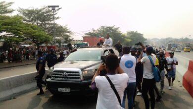 Photo of RDC : La marche de Lamuka réprimée par la police à Kinshasa