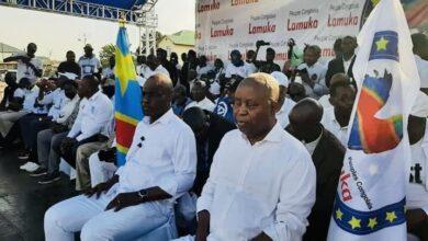 Photo of RDC : Meeting Lamuka : Pour que RAM soit une taxe, il faut en amont une loi (Adolphe Muzito)