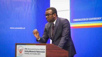 Photo of RDC : Réforme de l'administration publique, Jean Pierre Lihau déterminé à y arriver